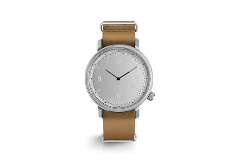 Komono - Winston Gold Wood Watch