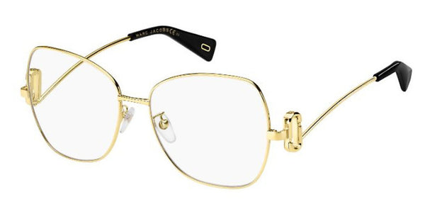Marc Jacobs - Marc 375 F Dark Havana Eyeglasses / Demo Lenses