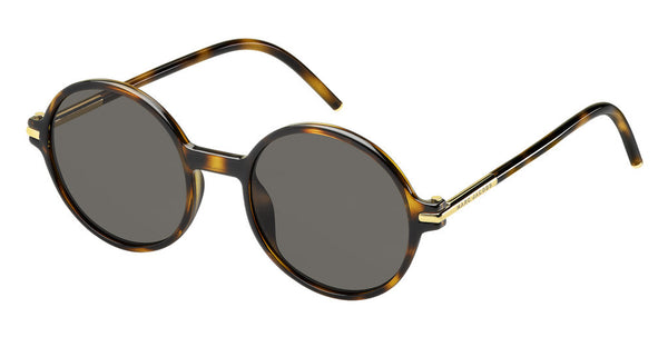 Marc Jacobs - Marc 48 S Havana Sunglasses / Brown Lenses