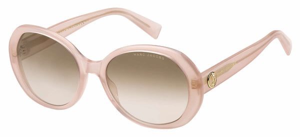 Marc Jacobs - Marc 377 S Pink Sunglasses / Brown Pink Gradient Lenses