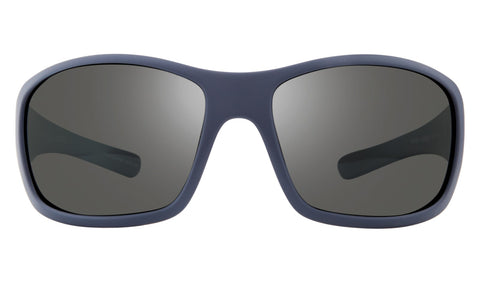 Revo - Maverick Bear Grylls 63mm Blue Sunglasses / Graphite Polarized Lenses
