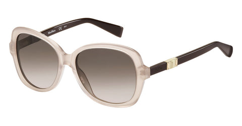 Max Mara - Jewel Pink Gold Sunglasses / Brown Gradient Lenses