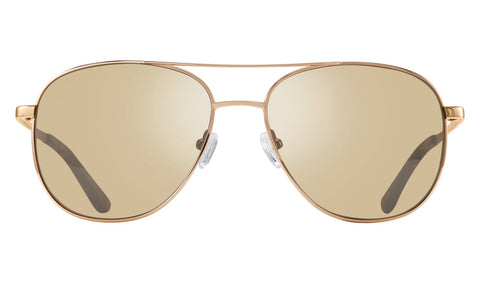 Revo - Maxie 58mm Gold Sunglasses / Champagne Lenses