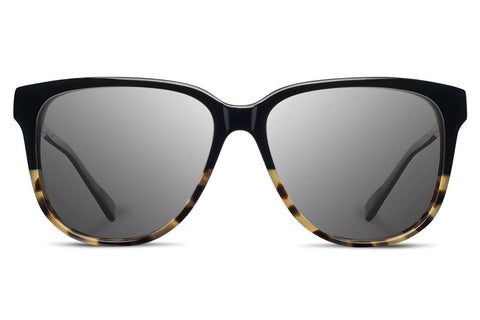 Shwood - Mckenzie Acetate Black Olive / Grey Sunglasses