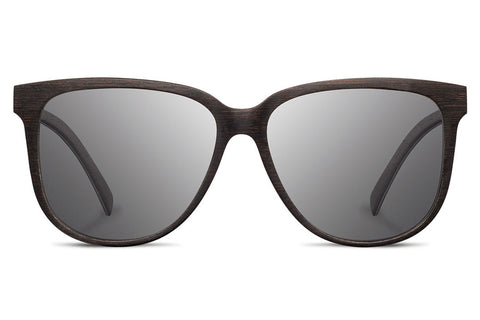 Shwood - Mckenzie Dark Walnut / Grey Sunglasses