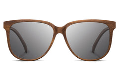 Shwood - Mckenzie Walnut / Grey Sunglasses
