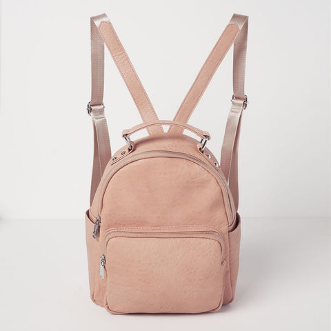 Urban Originals - Rose Pink Mini  Backpack