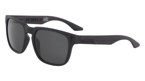 Dragon - Monarch H2O Matte Black Sunglasses / Smoke Lenses