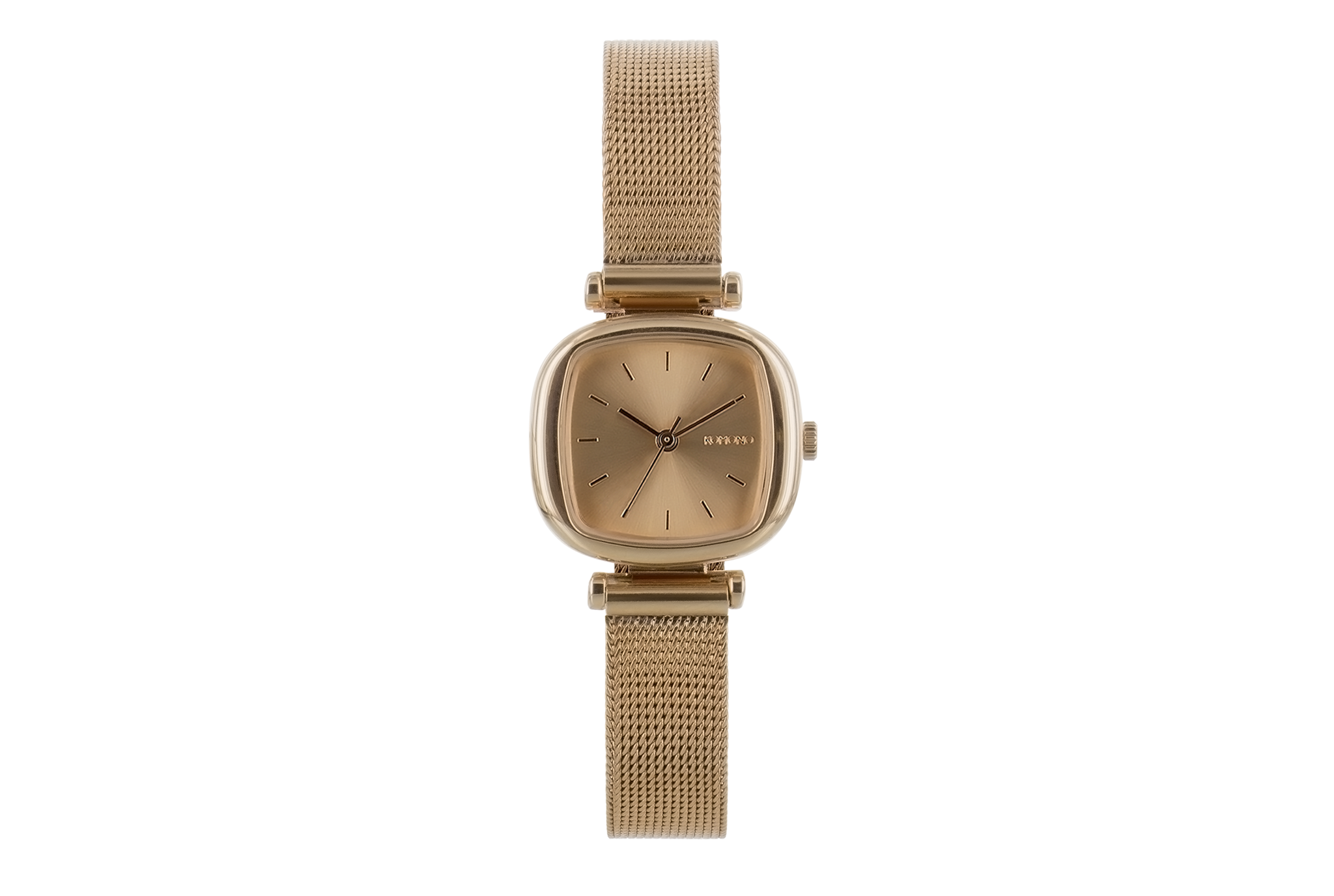 Komono - Moneypenny Royale Rose Gold Watch