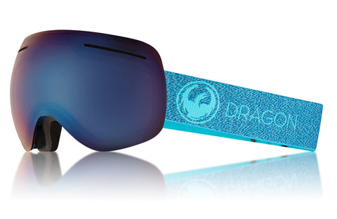 Dragon - D3 Green Ionized  Snow Goggle Replacement Lenses /  Lenses