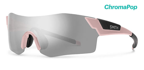 Smith - Pivlock Arena Dusty Pink Sunglasses / ChromaPop Platinum Lenses