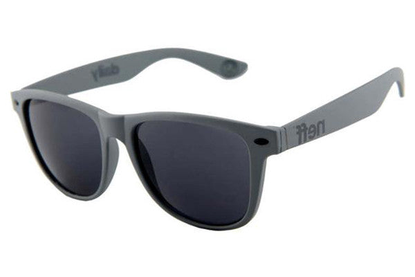 Neff - Daily Matte Grey Sunglasses