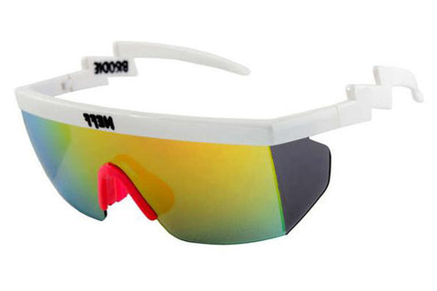 Neff - Brodie White Sunglasses