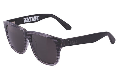 Neff - Thunder Black Stripe Sunglasses