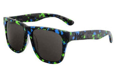 Neff - Thunder Neon Spreckle Sunglasses