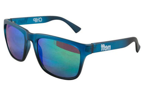 Neff - Chip Blue Crystal Sunglasses