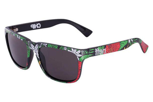 Neff - Chip Hibiscus Sunglasses
