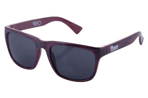 Neff - Chip Maroon Sunglasses