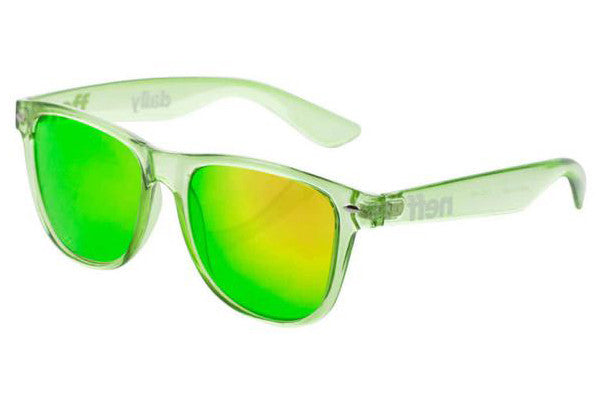 Neff - Daily Ice Lime Sunglasses