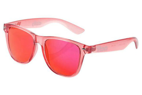 Neff - Daily Ice Red Sunglasses