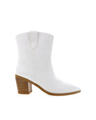 BiLLiNi - Women's North White Ankle Boots