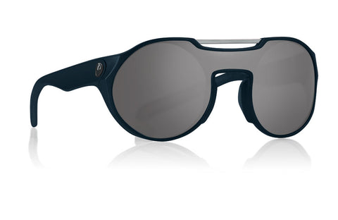 Dragon - Deadball Matte Deep Navy Sunglasses / Silver Ion Lenses