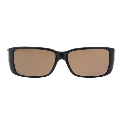 Jonathan Paul Fitovers - Nowie Midnight Oil Fitover Sunglasses / Polarvue Amber Lenses