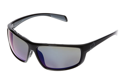 Native - Bigfork Iron Sunglasses, Polarized Blue Reflex Lenses