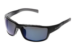 Native - Cable Iron Sunglasses, Polarized Blue Reflex Lenses