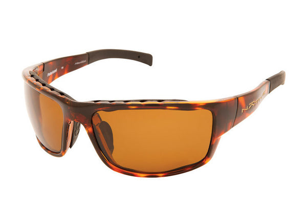 Native - Cable Maple Tort Sunglasses, Polarized Brown Lenses