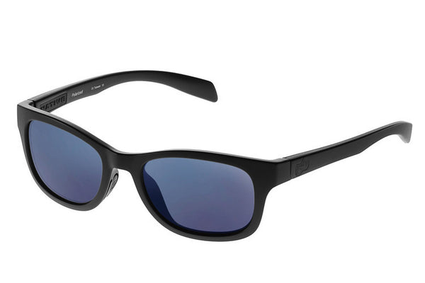 Native - Highline Asphalt Sunglasses, Polarized Blue Reflex Lenses
