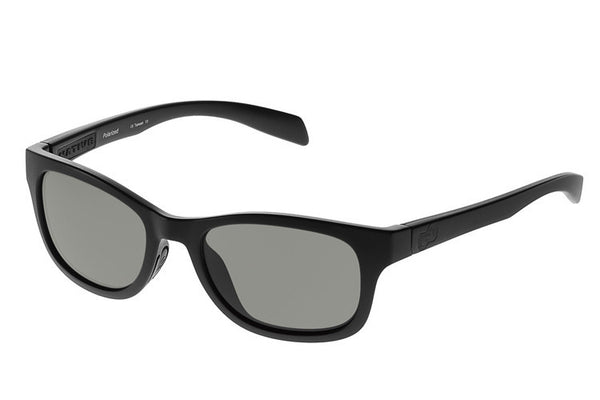 Native - Highline Asphalt Sunglasses, Polarized Gray Lenses