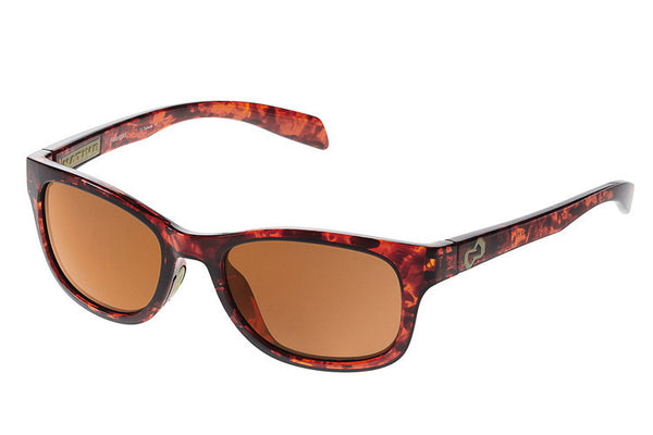 Native - Highline Maple Tort Sunglasses, Polarized Brown Lenses