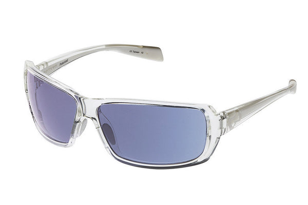 Native Trango Crystal Sunglasses, Polarized Blue Reflex Lenses