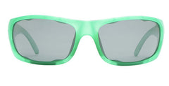 Native - Bomber Evergreen Frost Sunglasses, Gray Lenses