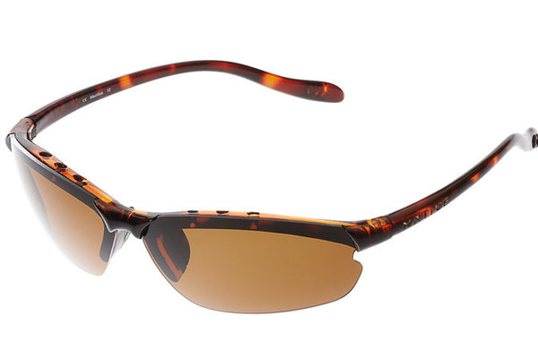 Native Dash XP Maple Tort Sunglasses, Polarized Brown Lenses
