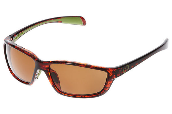 Native - Kodiak Maple Tort Sunglasses, Polarized Brown Lenses