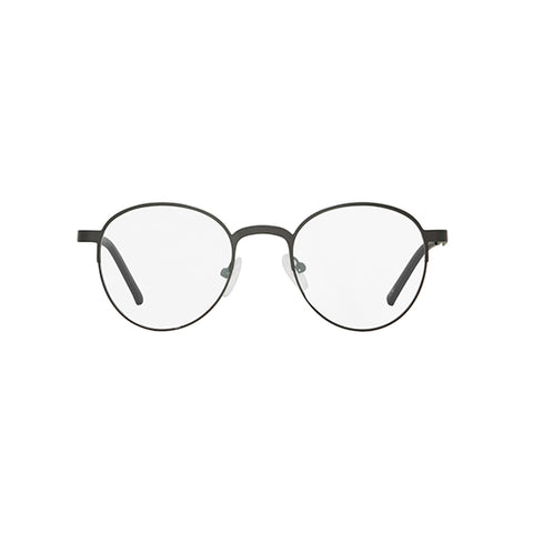 Spektre - Titan Grey Matte Sunglasses / Clear Lenses