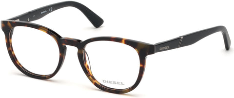 Diesel - DL5295 Dark Havana Eyeglasses / Demo Lenses