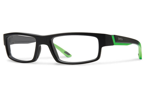 Smith - Odyssey Black Reactor Rx Glasses