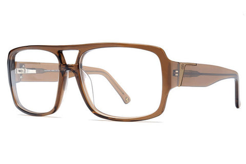 VonZipper - Beg Borrow Steal Brown Translucent BRT Rx Glasses