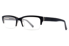 VonZipper - Elks Lodge Black Smoke Gloss BSM Rx Glasses