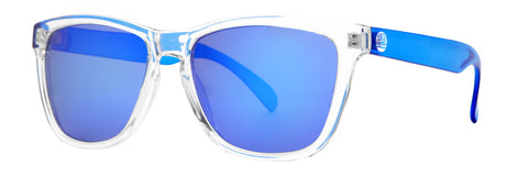 Sunski Originals Blue Sunglasses, Polarized Lenses