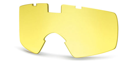 Smith - Outside The Wire Turbo Single Turbo Yellow Sunglass Replacement Lenses