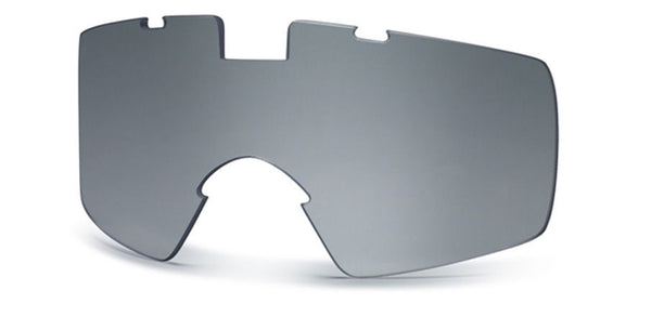 Smith - Outside The Wire Turbo Single Turbo Gray Sunglass Replacement Lenses