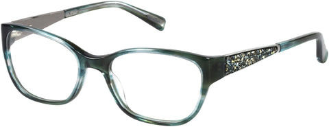 Marciano - GM0243 Green Eyeglasses / Demo Lenses