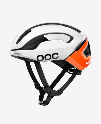 POC - Omne AIR SPIN Medium Zink Orange AVIP Bike Helmet