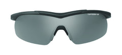 Tifosi - Ordnance Tactical Matte Black Sunglasses, Clear / HC Red / Smoke Lenses