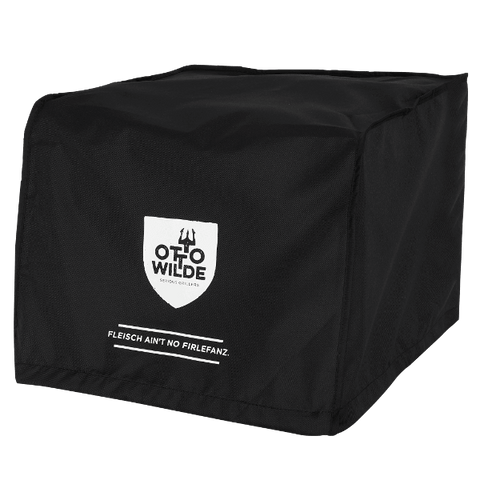 Otto Wilde - Waterproof Black Grill Cover