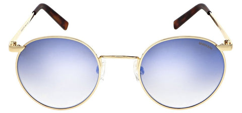 Randolph - P3 49mm 23K Gold Skull Temple Sunglasses / SkyForce Air Northern Lights Lenses